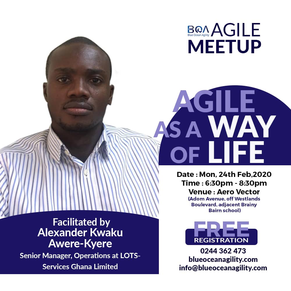 Agile as a way of life